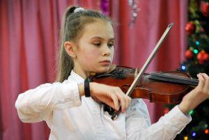 Отчетный концерт Барвихинской ДШИ