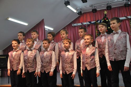 Вокально-хоровое отделение - №16