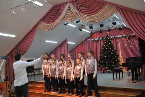 Вокально-хоровое отделение - №15