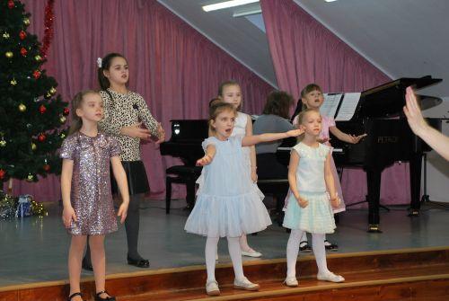 Вокально-хоровое отделение - №28