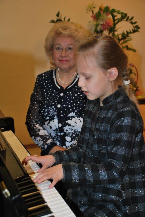 Фортепианный отдел - №9