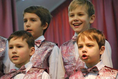 Вокально-хоровое отделение - №17