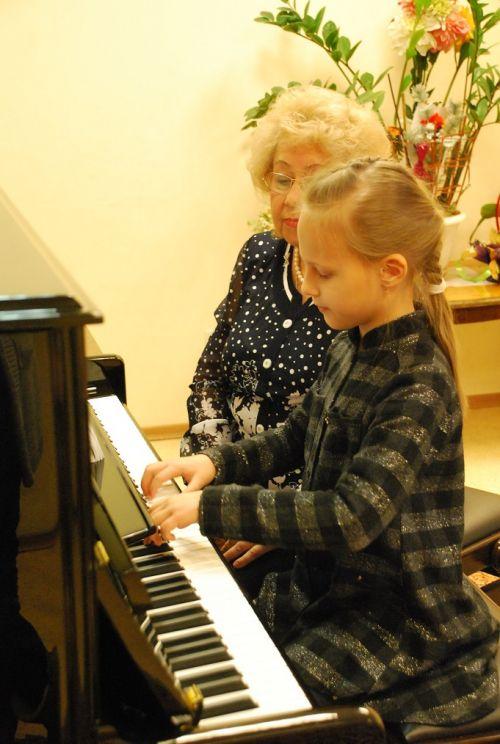 Фортепианный отдел - №7