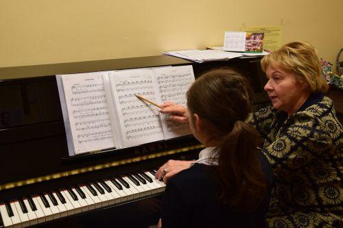 Фортепианный отдел - №5