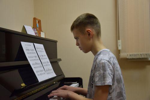 Фортепианный отдел - №4