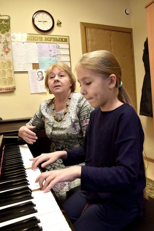 Фортепианный отдел - №3