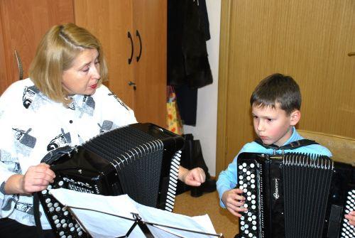 Отдел народных инструментов - №11