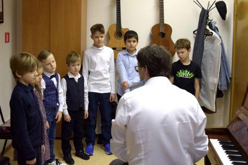 Вокально-хоровое отделение - №1