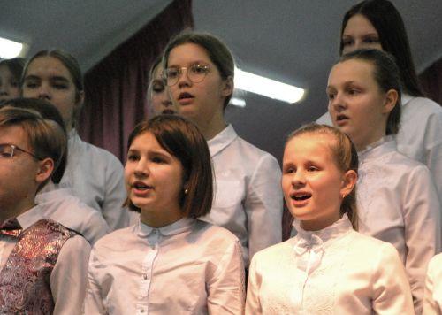 Вокально-хоровое отделение - №23