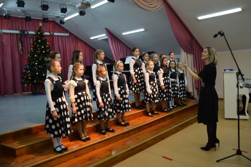 Вокально-хоровое отделение - №7