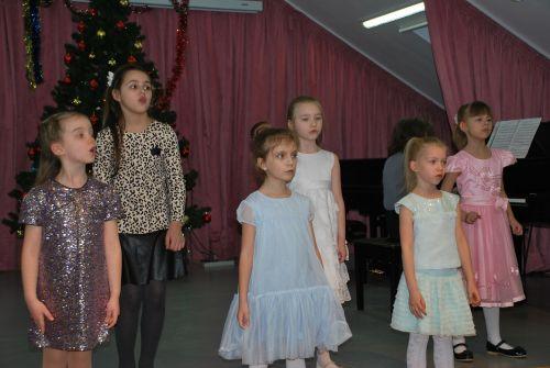 Вокально-хоровое отделение - №27